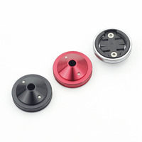 New Version Universal Bicycle Stem Top Cap Mount Holder For GARMIN Edge 1000 800 810 500