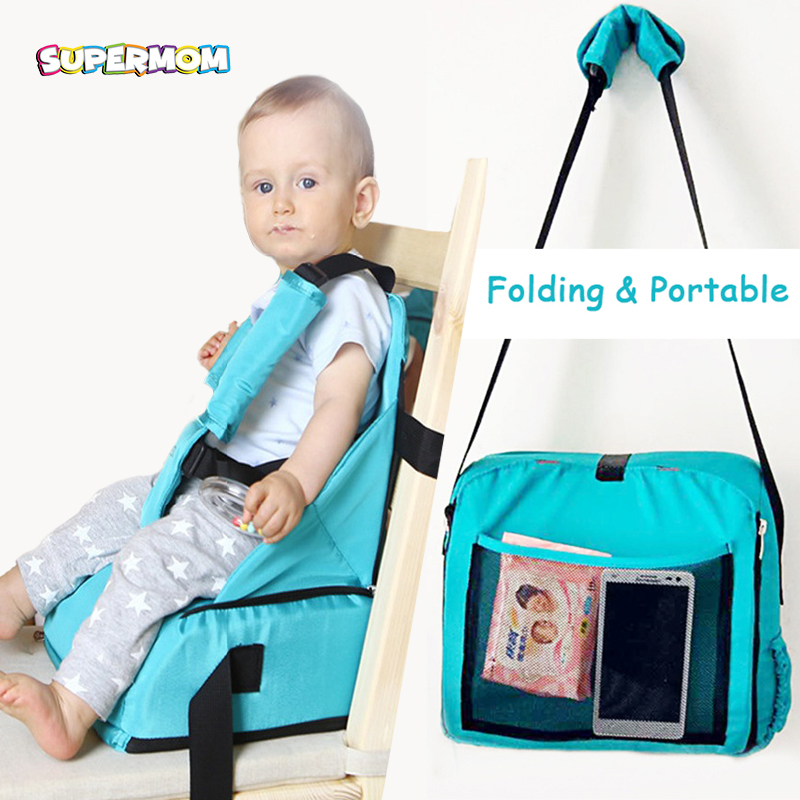 Baby Feeding Booster Dinning Chair Dinner Seat Safety Highchair Portable Newborn Waterproof Dinning Seat Pad Cushion Infant new baby dinner mat eating chair seat pad cover waterproof highchair bumper pad place mat preventing baby from throwing food bib