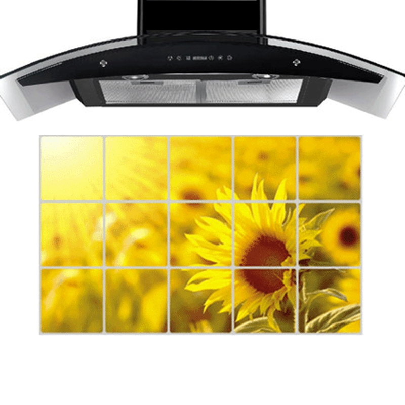 Cheap Sunflower Kitchen Decor