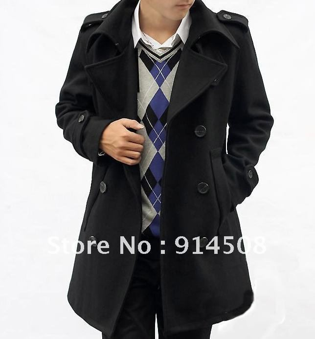Images of Business Coat - Reikian