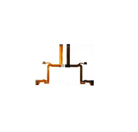 NEW LCD Hinge Rotate Shaft Flex Cable For Panasonic SDR-H85 SDR-H86 SDR-H95 SDR-S45 S50 T50 H85 H86 H95 S45 Video Camera