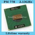 PM770 ПРОЦЕССОР ноутбука ПРОЦЕССОР Pentium M Процессор ноутбука 2.13 ГГц/2 М PM 770 PGA Оригинальный 915 чип