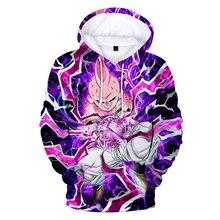BF 2019 3D Dragon ball Hoodies hot game Mens Sweatshirt Leisure HIP HOP Tops Men/Women Hooded High Quality Man