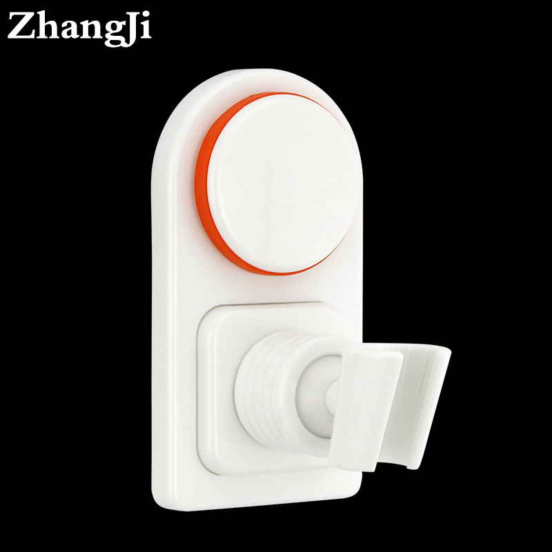 <font><b>360</b></font> <font><b>Degree</b></font> Rotate ABS Shower Holder <font><b>Suction</b></font> <font><b>Cup</b></font> Bathroom Wall Shower Head Holder <font><b>Adjustable</b></font> Wall <font><b>Mounted</b></font> Shower Holder ZJ090