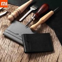 Xiaomi 90 Men Wallets Anti theft Anti information Stolen Soft Leather Fashion Simple Short Purse Stylish smart home kits