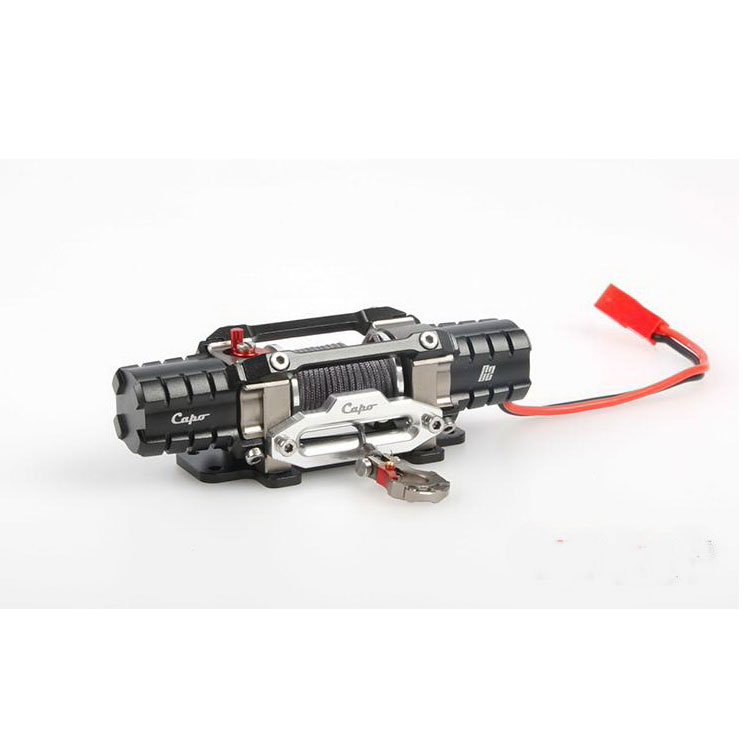 Free shipping cd15820 Capo C2 dual power ACE1 JKMAX winch model dual power remote control black high quality winch for RC Car tegoder лосьон улучшающий тонус кожи тела tegoder ampoules body tightening tdc 90007 24 2 мл page 3