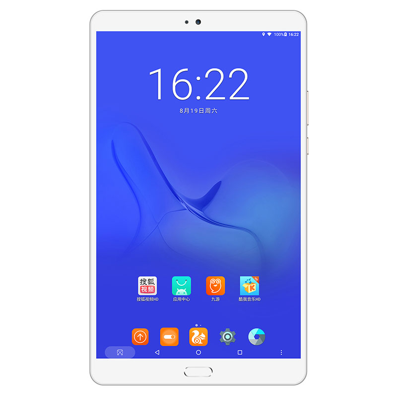 Teclast Master T8 8.4''Tablet PC 7.0 MTK8176 Hexa Core 4GB+64GB Android 7.0  Fingerprint Recognition 13.0MP Front 8.0MP Rear OTG