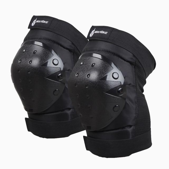 2 UNIDS Sports & Outdoors Protección Rodilleras Seguridad Extrema Deportes Rodilleras Fútbol Ciclismo Rodillas Protector de La Cubierta Protectora A14