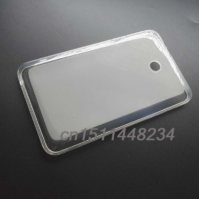 New! fashion slim Transparent frosted TPU silicone Case Cover For Asus FonePad 7.0 FE170CG FE170 TF170 K012 cover, tablet