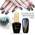 Azure Beauty 12ml Newest 12 Color Nail Gel Chameleon Gel High Quality Gel magnetic Varnish New Style UV Gel Nail Polish
