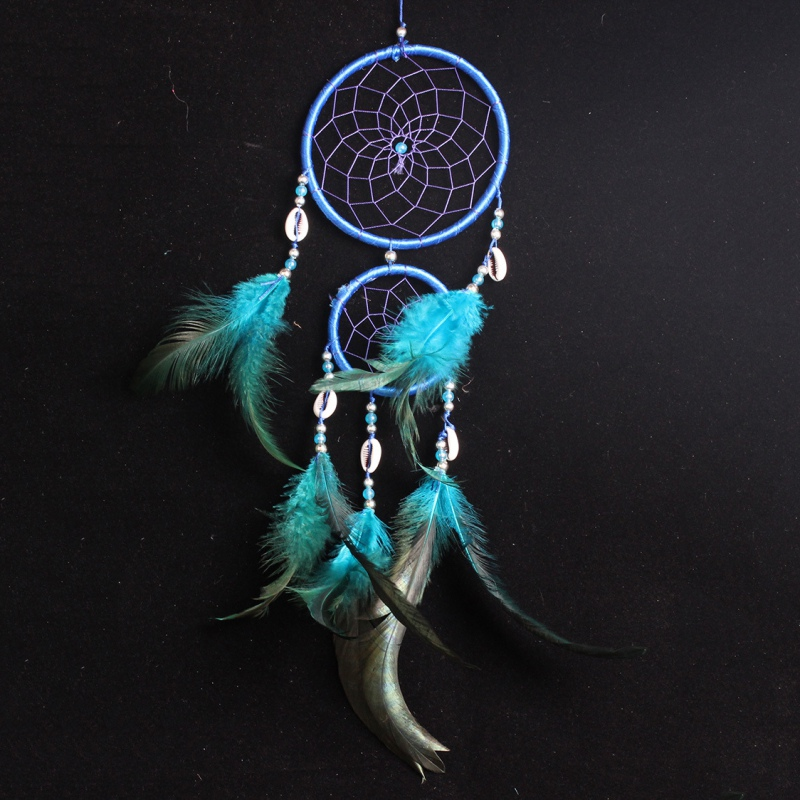Dream Catcher Attrape Reve Hanging Decora With Feathers Window/Car/ Wall Decoration Ornament Dromenvanger Traumfanger