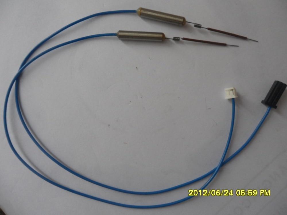 A Lonati L500 harisnya gépben használjon fonalak ujját 1–3 tűkkel