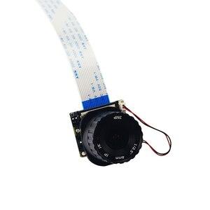 Image 5 - ラズベリーパイ 4 IR CUT カメラ 4 ミリメートル 6 ミリメートル 8 ミリメートル調節可能な焦点ナイトビジョンカメラウェブカメラ + 2 IR ライトラズベリーパイ 4B/3B +/3B
