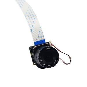Image 5 - פטל Pi 4 IR CUT מצלמה 4mm 6mm 8mm מתכוונן מוקד ראיית לילה מצלמה מצלמת + 2 IR אורות עבור פטל Pi 4B/3B +/3B