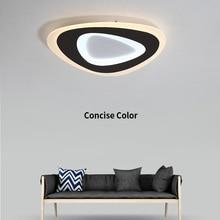Ultra-thin Brown/White LED Modern Ceiling Lights Ceiling Lamp For Aisle corridor Bedroom lamparas de techo avize led lamp недорго, оригинальная цена