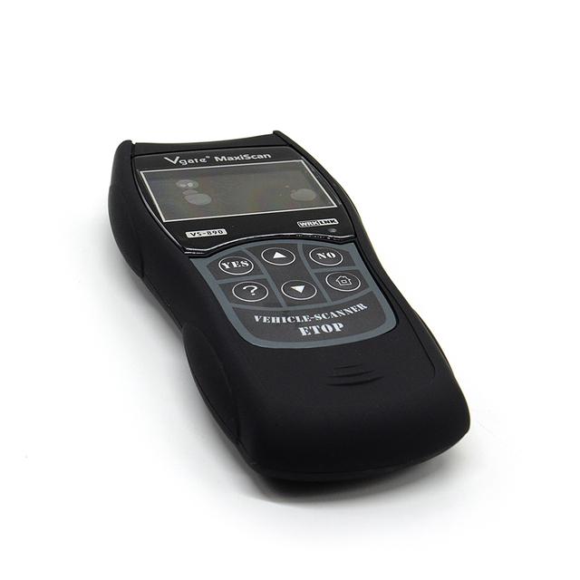 OBD2 Scanner Maxiscan Vgate VS890 Fault Code Reader Auto Diagnostic-Tool Universal For Car OBD 2 II OBDII VS 890 Dutch