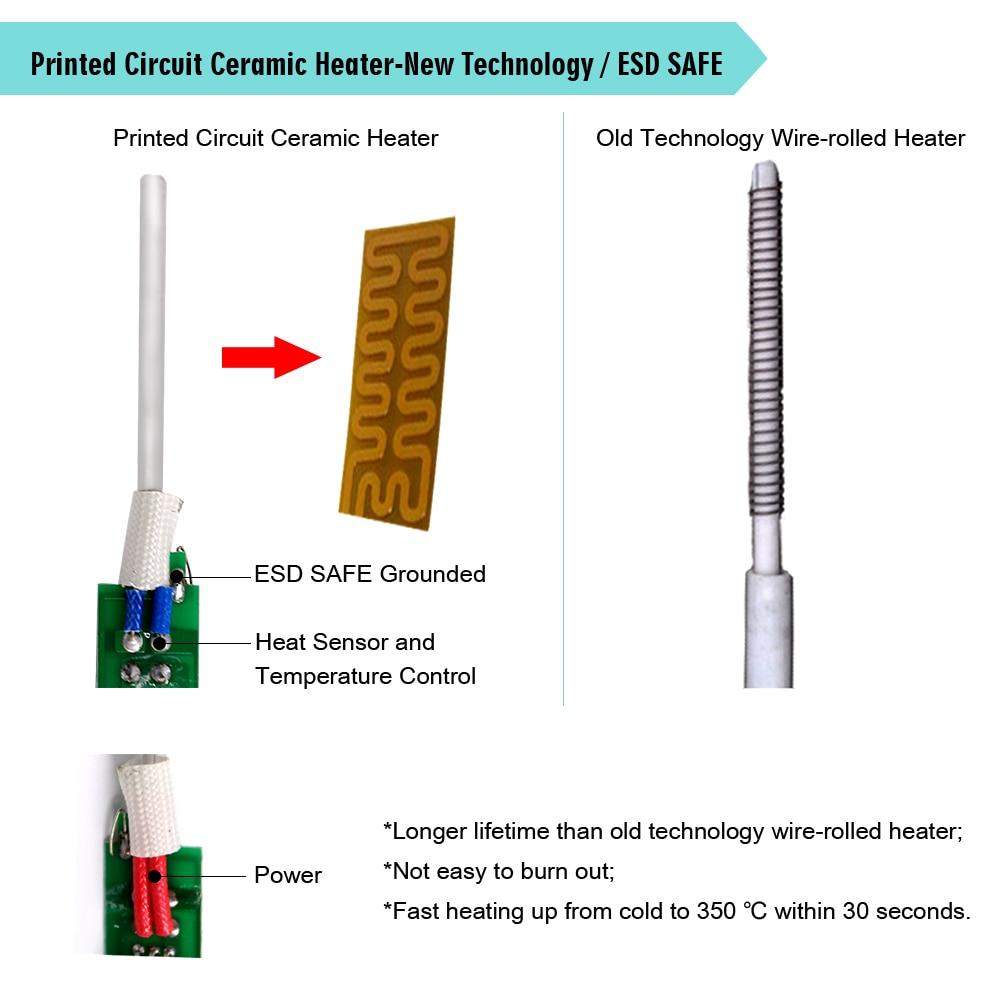 a bf gs60d 60w 220v digital lcd temperature adjustable soldering rh aliexpress com 1101 Stun Gun Wiring-Diagram Flaqshlight Portable Soldering Iron Wiring-Diagram