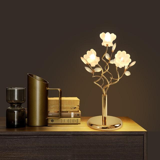 Einfache luxus Europäischen kreative hochzeit kristall led warmes ...
