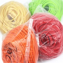 1m Outdoor Natural Latex Rubber Tube Stretch Elastic Slingshot Replacement Band Catapults Sling