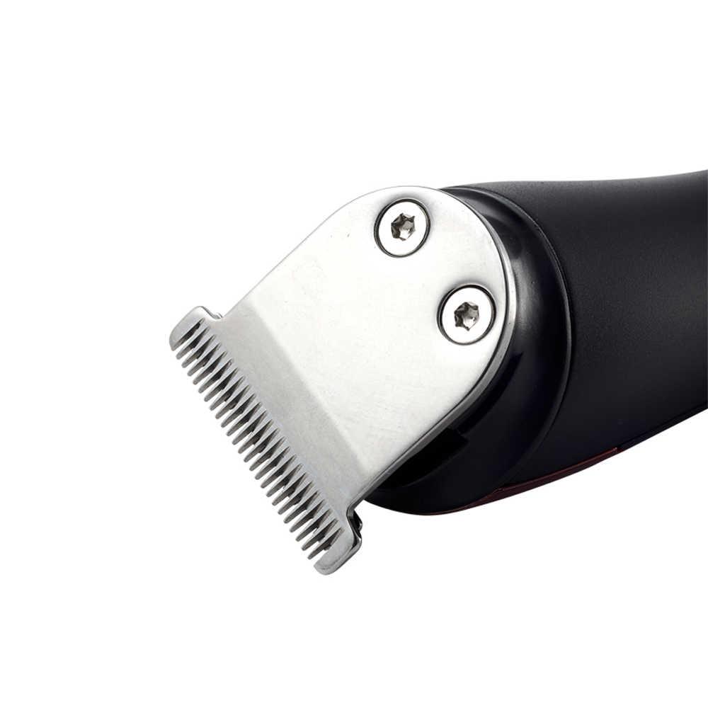 Rambut Clipper Jenggot Pemangkas untuk Pria Rambut Hidung & Telinga Pemangkas GF669 Semua Dalam Satu Isi Ulang Listrik