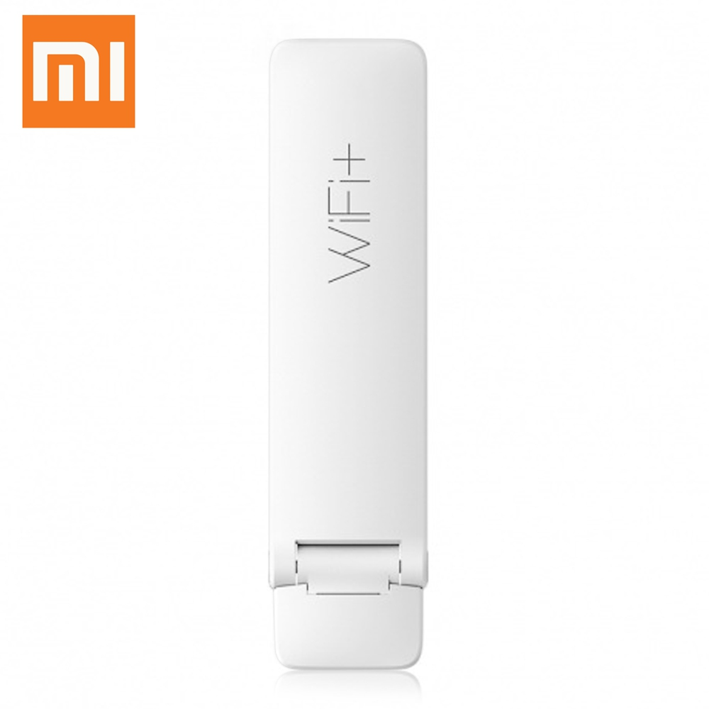Original English Version Xiaomi Mi WiFi Repeater 300M Amplifier 2 Expander Portable Light Weight Wifi Extender for Mi Router original xiaomi r01 mi wifi amplifier chinese version