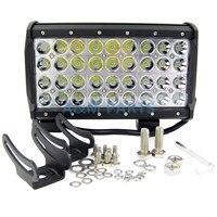 12/24 V 108 W LED Marine Bar Spot voor Boot Offroad Truck SUV Spotlight 4 Rij 10