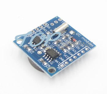 цена на 1PCS I2C RTC DS1307 AT24C32 Real Time Clock module without battery