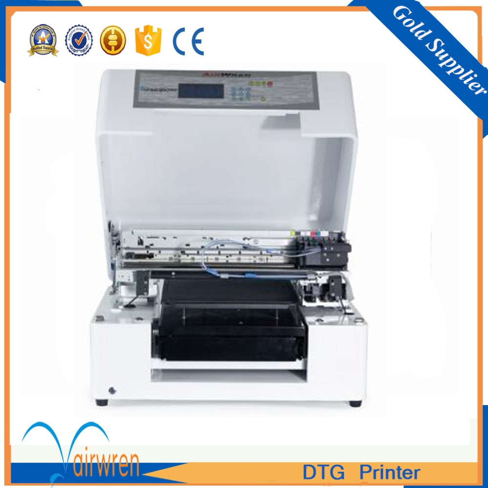 Best selling digital t shirt printing machine digital a3 for T shirt printing price list