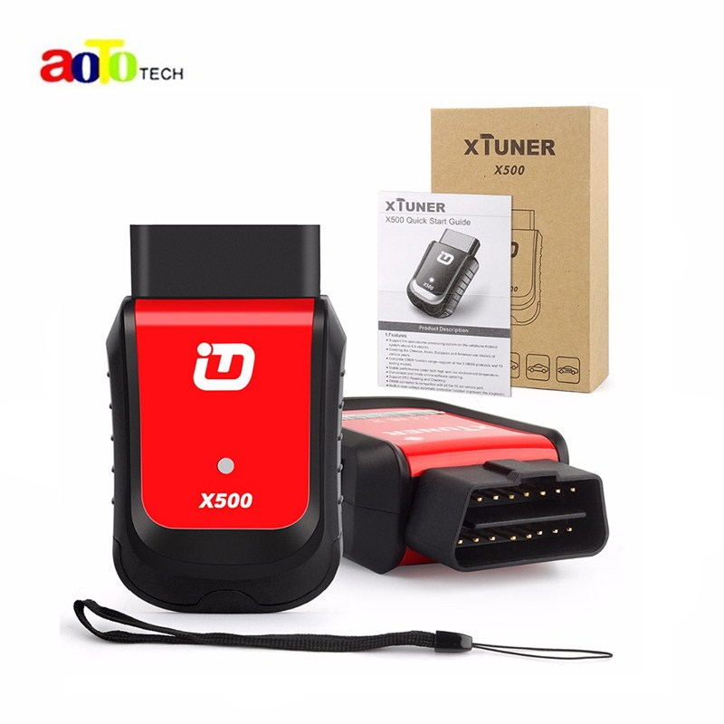 New XTUNER X500 EasyDiag Bluetooth Universal Car Diagnostic Tools With ABS SRS Airbag Clear Trouble Code Better than Vpecker hot new xtuner e3 easydiag wireless obdii full diagnostic tool with special function pefect replacement for vpecker easydiag