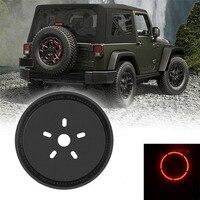 Red Light For Jeeps Wrangler Spare Tire Brake Light For Jeeps 3rd Brake LED Light FOR