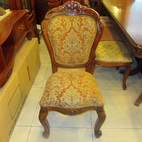 Family Dining Chair Hotel Dining Chair Wood Dining Chair European Style