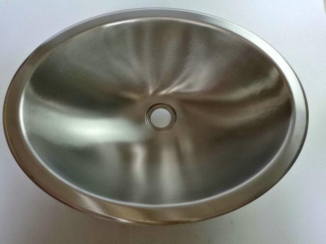 Rv caravan camper boat ss round hand wash basin kitchen sink 440 rv caravan camper boat ss round hand wash basin kitchen sink 440160mm gr workwithnaturefo