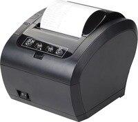 80mm 80 milímetros usb impressora térmica usb impressora de recibos térmica pos supermercado sistema NT 306 Impressoras     -