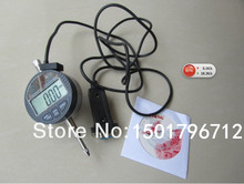 Big sale 0-12.7mm digital indicator with output datalink electronic caliper with RS232 (9holes) data output