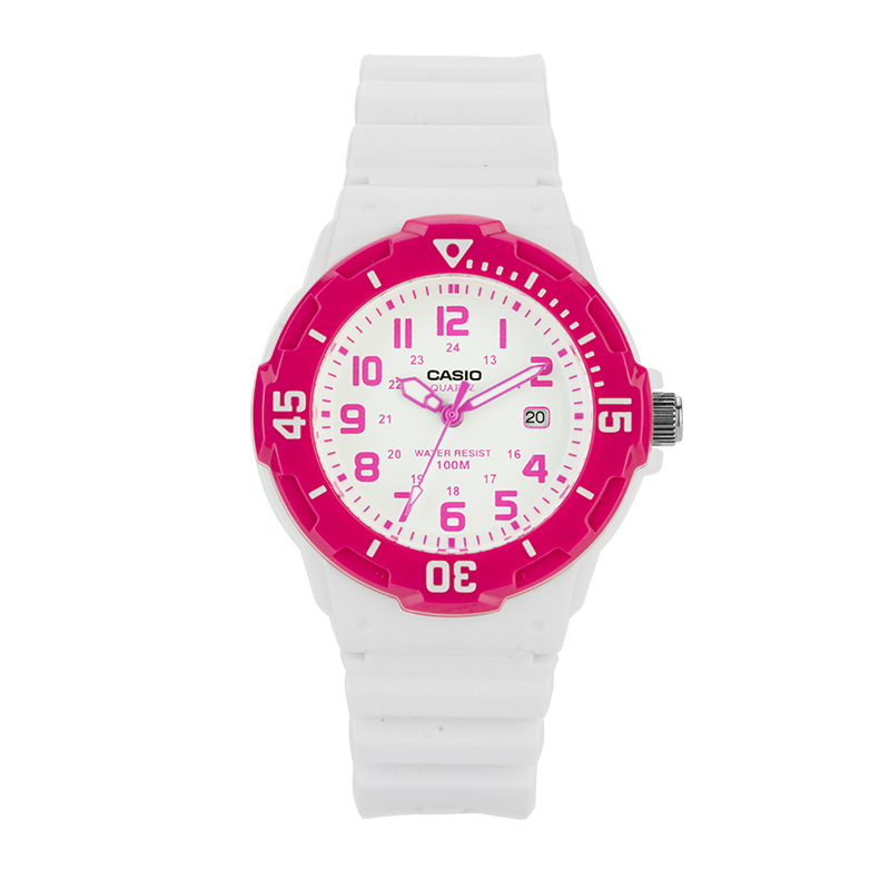 Casio watch simple stylish waterproof sport student quartz ladies watch LRW-200H-4B casio lrw 200h 7e2