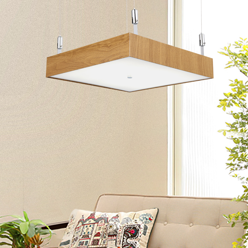 Nordic American Country Pendant Light Creative Wood Pendant Lamp Hanging Lamp Nordic Designer Light Art Deco Lighting Abajur bask back country light