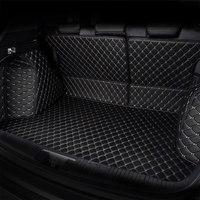 car rear trunk mat car boot mat cargo liner for mercedes benz gle w167 glk x204 gls x166 ml class w166