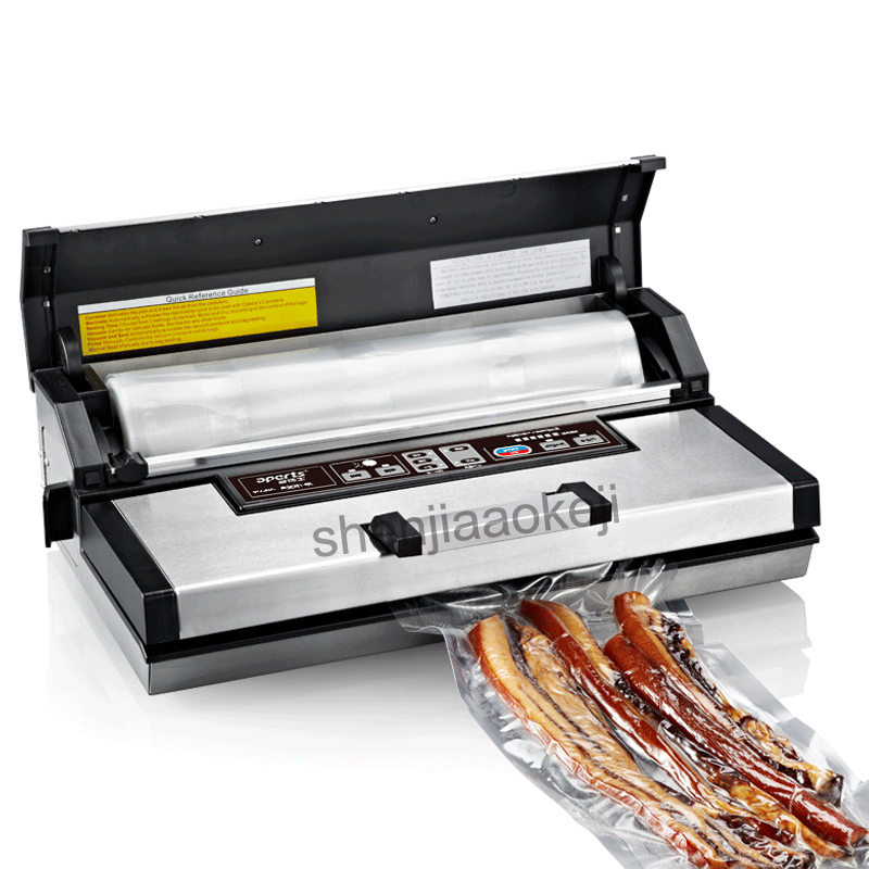 Vacuum Sealer High Efficiency Commercial Machine Wet And Dry Automatic Sealing Vs5405 Preservation In Food Processors From