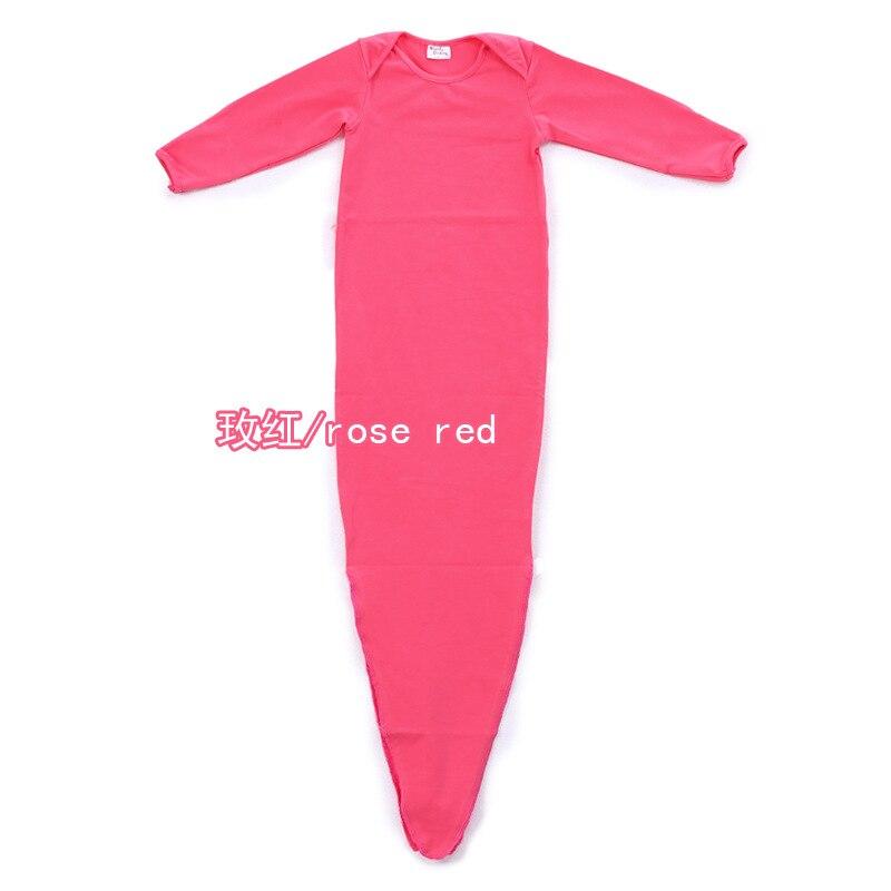 Lovely Cotton Baby Boy Girl Long Sleeve Fancy Dress Newborn infant Swaddle Black Strip Sleeping sack/ Wrap New/12-24M