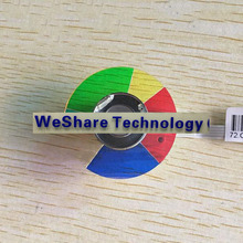 Projector Colour Color Wheel Model For Acer X110 Replacement Color Wheel New