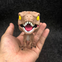Jurassic Time Dinosaur World Park Vinly Dolls Figure Toys