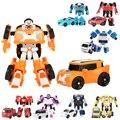 8 estilo 12x9 cm Clássico de Transformação de Plástico para TOBOT Robô carros Figuras de Ação & Toy Crianças Educação Toy Presentes para o menino