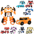 8 style 12 x 9cm Classic Transformation Plastic for TOBOT Robot Cars Action & Toy Figures Kids Education Toy Gifts for boy