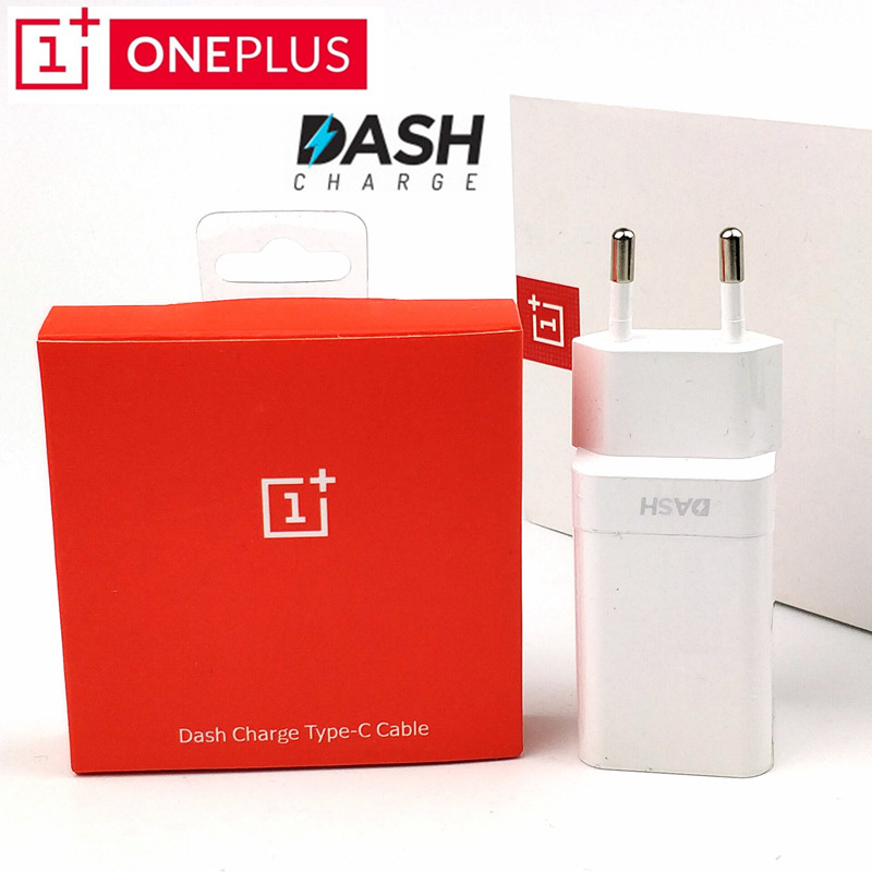 Oneplus 5 Dash Charger Original , 5V/4A EU/US USB wall Quick Fast Charging Adapter & Genuine type-C cable for Oneplus 3 3t 5 5t