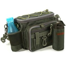 Trulinoya Multifunction fishing bag Lure bag Waist Pack Pouch Pole Package Fishing Tackle Bag Portable Outdoor Bags
