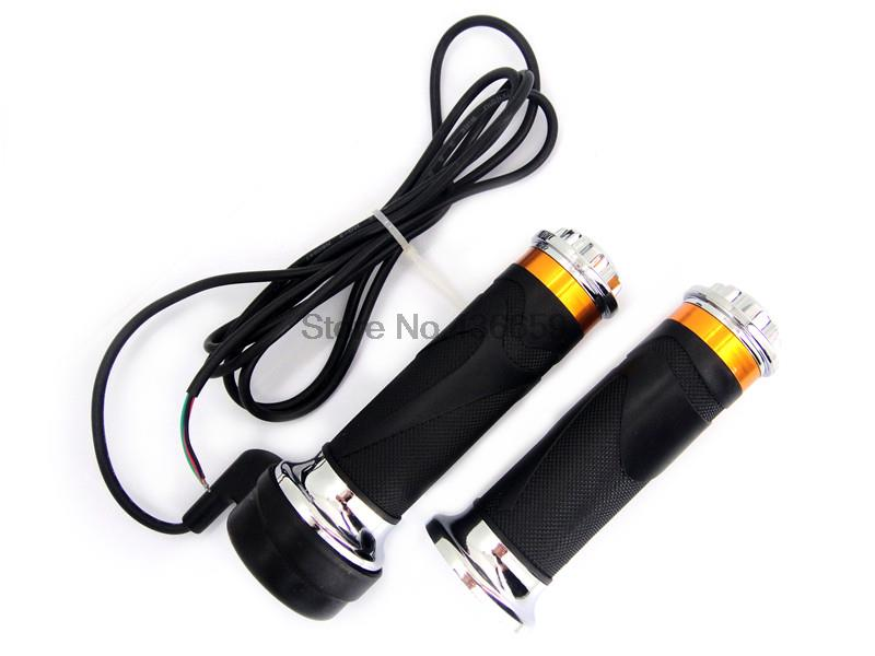 Nice Lithium Electric Bicycle Scooter Bike Throttle Grip for 24V ...