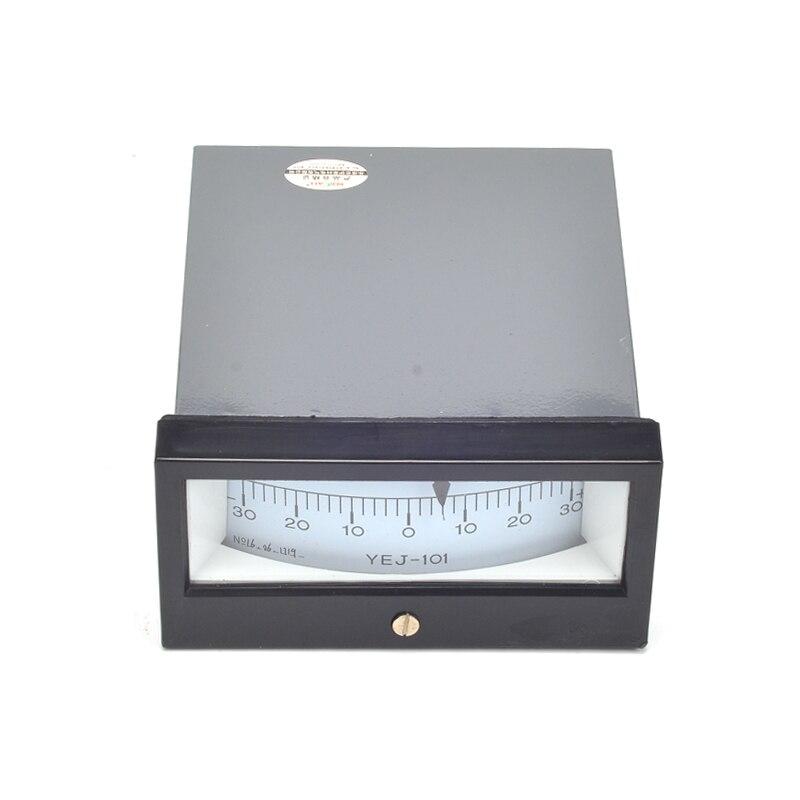 YEJ-101 -300~300PA Square Diaphragm Pressure Gauge Film Box Pressure Gauge Square Pressure gauge Positive and Negative 300Pa