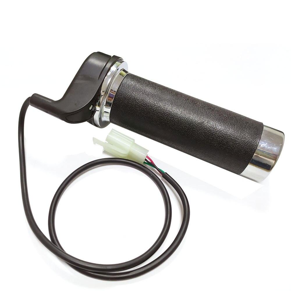 25mm Controle Do Acelerador Torção Aperto Peças 3 fios e-scooter electric bike Scooter 1 POLEGADAS