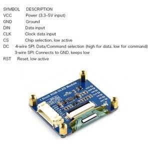 Image 3 - 1.5 インチ RGB Colofulr OLED ディスプレイモジュール SSD1351 128 × 128 IIC arduino のラズベリーパイ STM32 3.3 ボルト  5 ボルト 16 ビット 65 k 色