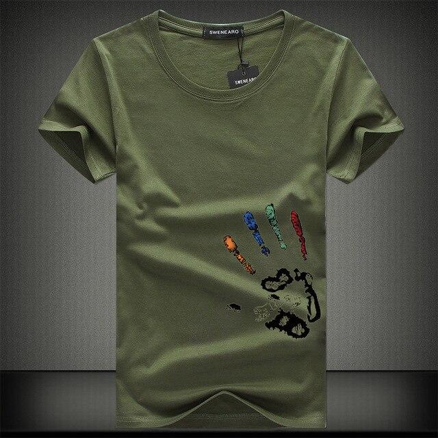 SWENEARO Mens T-shirt 10